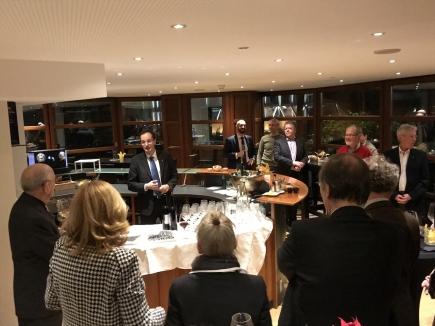 Apéritif du 90ème anniversaire du Rotary Montreux-Vevey